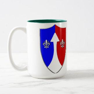 COMZEUR - TASCOMパッチ1962-1974年 ツートーンマグカップ