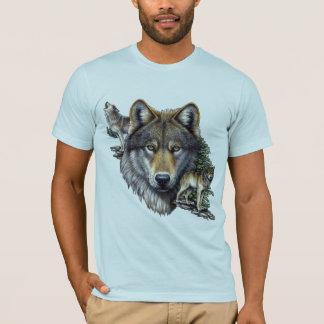 CONCHORDS FOTCのオオカミのワイシャツBRET飛行 Tシャツ
