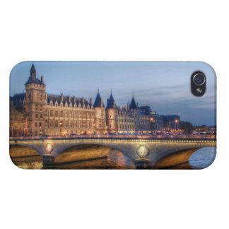 Conciergerie iPhone 4 Cover