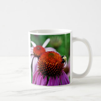 Coneflower コーヒーマグカップ
