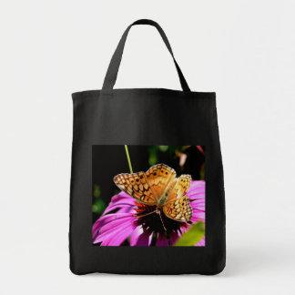 Coneflower-05の蝶 トートバッグ