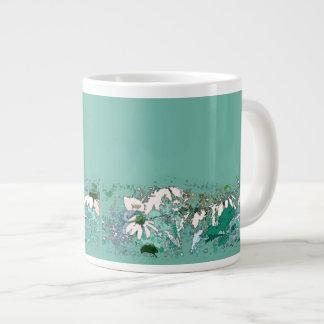 Coneflowersのジャンボマグ ジャンボコーヒーマグカップ