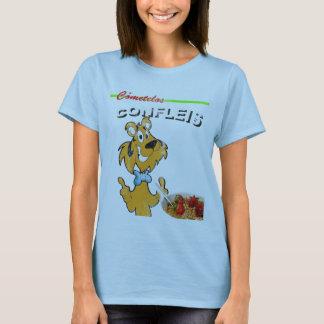 Confleisの動揺して一見 Tシャツ