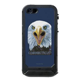 ConnecticutEagleの終わり ウォータープルーフiPhone SE/5/5sケース