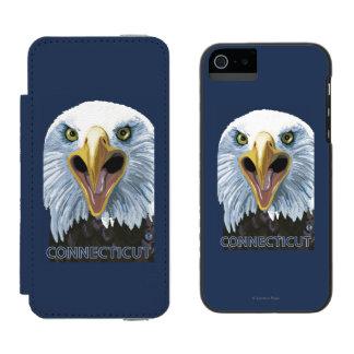 ConnecticutEagleの終わり Incipio Watson™ iPhone 5 財布 ケース