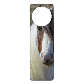 Connemeraの甘い子馬 ドアノブプレート