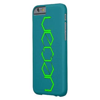 ConradicalVegan著ビーガンの電話箱 Barely There iPhone 6 ケース