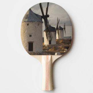 ConsuegraのLaのManchaの旧式な風車6 卓球ラケット