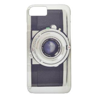 Contaflexのヴィンテージのカメラ iPhone 8/7ケース