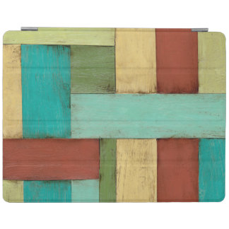 Contempoaryの沿岸多彩の絵画 iPadスマートカバー