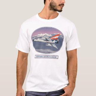 CONVAIR F120のデルタの短剣 Tシャツ