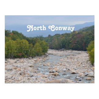 Conwayの北の荒野 ポストカード