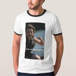 cookes銃 tシャツ