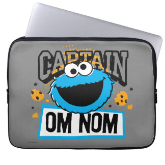 Cookie Monster大尉 ラップトップスリーブ