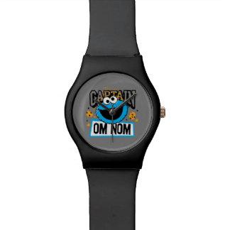 Cookie Monster大尉 腕時計