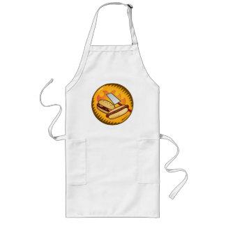 Cookoutのマスター ロングエプロン