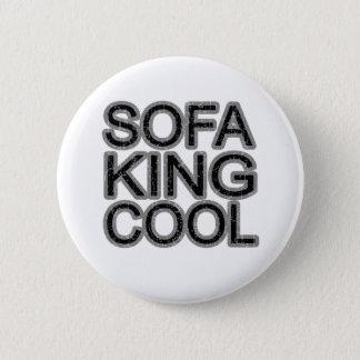 Coolソファー王のおもしろいなおもしろいの女の子の人の人 缶バッジ