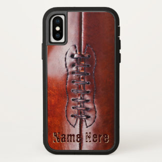 Cool Football iPhone Cases with Your NAME iPhone X ケース