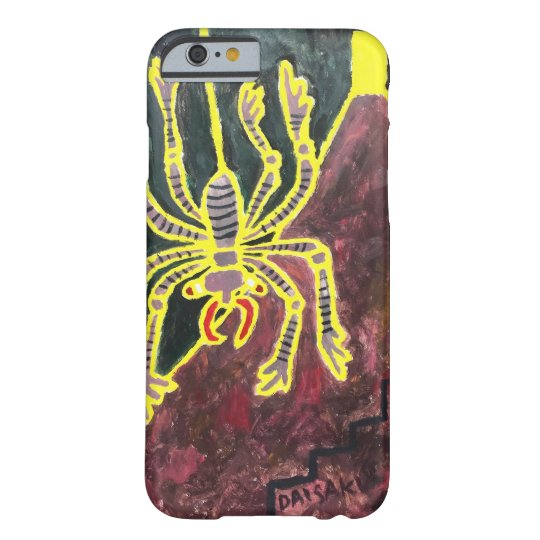 Cool Spider Barely There iPhone 6 ケース