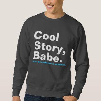 Cool storyの可愛い人 スウェットシャツ