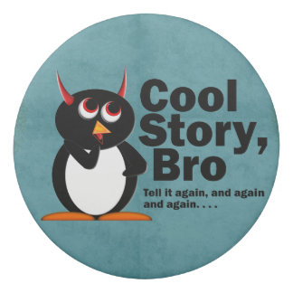 Cool storyの邪悪なペンギンの消す物の学校供給 消しゴム