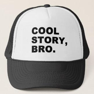 Cool story bro キャップ