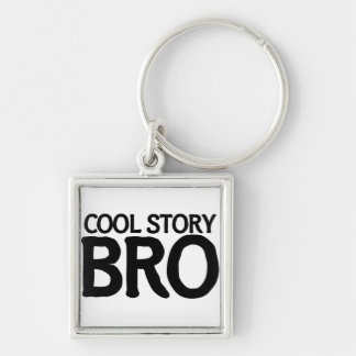 Cool story bro キーホルダー