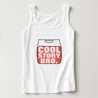 Cool story bro タンクトップ