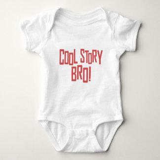 Cool story bro ベビーボディスーツ