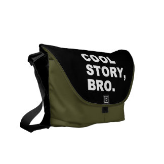 Cool story bro メッセンジャーバッグ