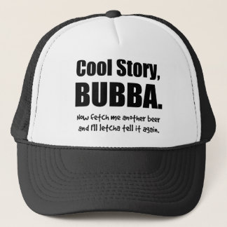 Cool story、Bubba キャップ