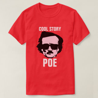 Cool story Poe Tシャツ