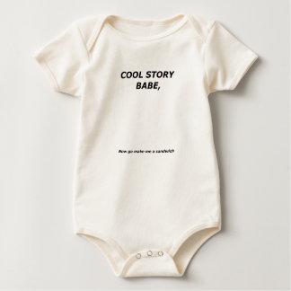 CoolStoryBabe ベビーボディスーツ