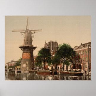 Coolvestのロッテルダムの記録保管プリント ポスター