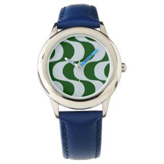 CopacabanaのビーチRJ時間 腕時計