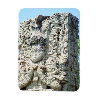 Copan Mayan Ruins Honduras Refrigerator Photo マグネット