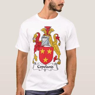 Copelandの家紋 Tシャツ
