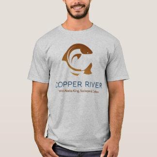 Copper川のTシャツ Tシャツ