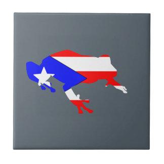 coquiの旗 タイル