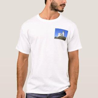 Coquilleの川の灯台Tシャツ#1 Tシャツ
