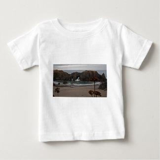 Coquilleポイントアーチ、オレゴン ベビーTシャツ