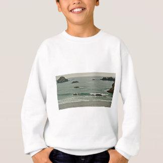 Coquilleポイント、Bandon、オレゴン スウェットシャツ