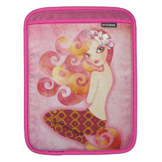 Coraleenの人魚のiPadの袖 iPadスリーブ