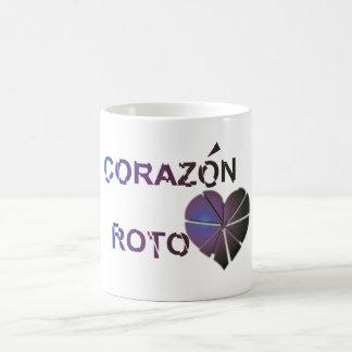 Corazonのroto コーヒーマグカップ