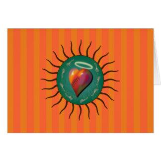 Corazon Santo カード