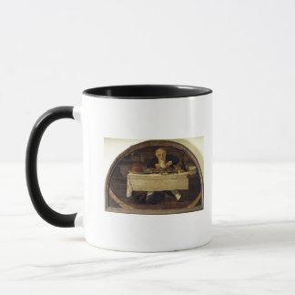 CorcelletのためのAu Gourmand',の店の印 マグカップ