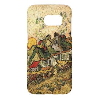 CordevilleのヴィンチェンツォvanゴッホかやふきにCottages Samsung Galaxy S7 ケース