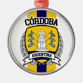 Córdoba メタルオーナメント