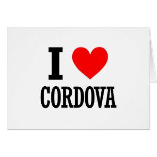 Cordovaのアラバマ都市デザイン カード