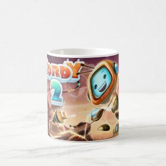 Cordy 2の特徴のイメージのマグ コーヒーマグカップ